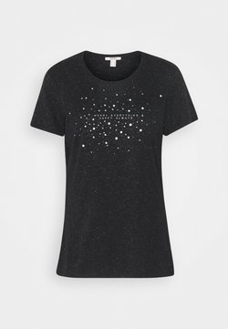 Esprit - T-Shirt print - black