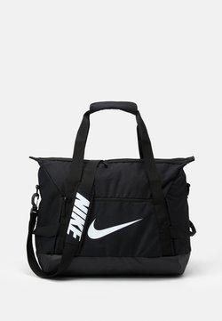 Nike Performance - ACADEMY TEAM - Sporttas - black/white