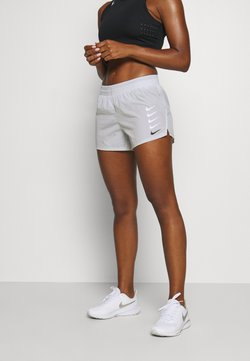 Nike Performance - RUN SHORT - Pantalón corto de deporte - grey fog/black