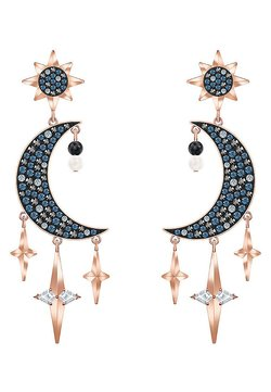 Swarovski - Earrings - silber