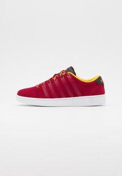 K-SWISS - COURT PRO II CMF X HARRY POTTER - Sneaker low - red