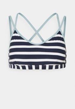 Esprit - TAMPA BEACH - Bikiniöverdel - navy