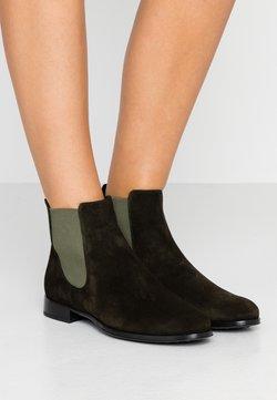 Pretty Ballerinas - CROSTINA - Boots à talons - mimetico suttone