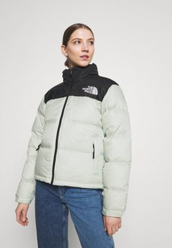 The North Face - 1996 RETRO NUPTSE JACKET - Untuvatakki - green mist