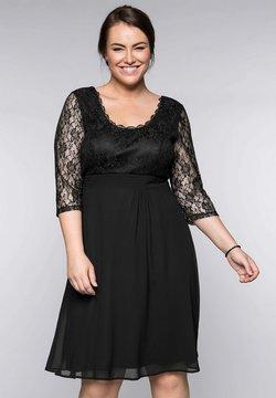 Sheego - Cocktailkleid/festliches Kleid - black