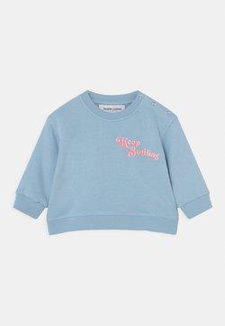 Maison Labiche - PEREIRE KEEP SMILING - Sweatshirt - pastel blue