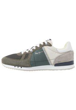 Pepe Jeans - TINKER - Sneaker low - khaki/green