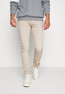 Springfield - SLIM FIT - Chinot - beige