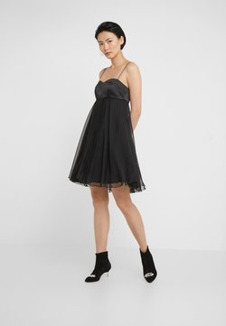 Pinko - BIANCANEVE ABITO - Vestido de cóctel - black