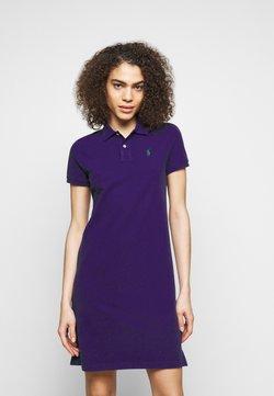 Polo Ralph Lauren - BASIC - Vapaa-ajan mekko - chalet purple