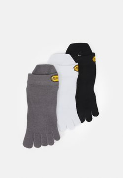 Vibram Fivefingers - NO SHOW MIXED COLOURS 3PACK - Skarpety sportowe - multicoloured