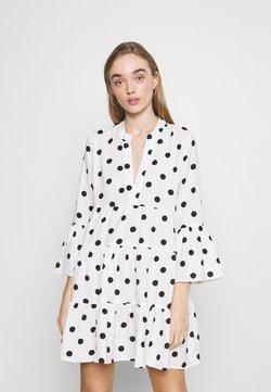 ONLY - ONLATHENA 3/4 DRESS - Robe d'été - white