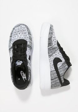 Nike Sportswear - AIR FORCE  - Trainings-/Fitnessschuh - black/pure platinum/white