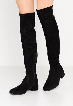 Tamaris - BOOTS - Overknees - black