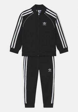 adidas Originals - SET - Træningssæt - black/white