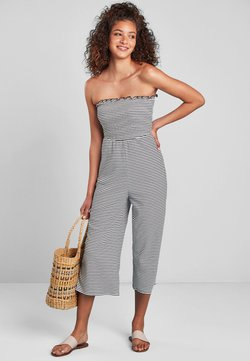 Next - BANDEAU - Jumpsuit - white