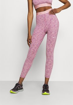 Nike Performance - CROP - Tights - sweet beet/pink glaze/white
