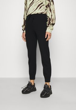 FTC Cashmere - TROUSERS - Jogginghose - moonless night