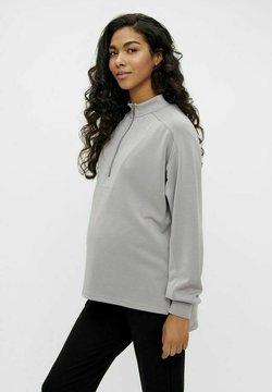MAMALICIOUS - UMSTANDS - Sweatshirt - dark grey