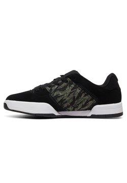 DC Shoes - CENTRAL - Skateschuh - black/camo