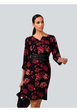 Alba Moda - DRESS - Cocktailkleid/festliches Kleid - rot/schwarz
