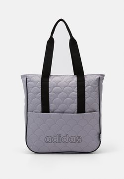 adidas Performance - TOTE - Sports bag - glow grey/black/white