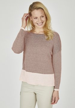eve in paradise - Strickpullover - rosa
