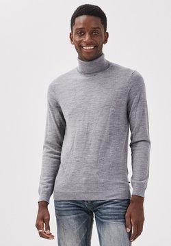 BONOBO Jeans - LANGARM - Sweatshirt - gris foncé