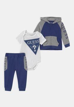 Guess - BABY SET UNISEX - Treningsdress - dark blue