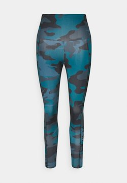 Onzie - POCKET LEGGING - Tights - green