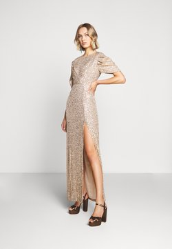 Three Floor - EXCLUSIVE SEQUIN GOWN - Abito da sera - gold