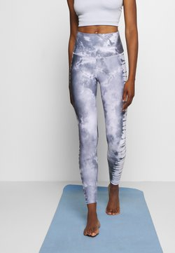 Onzie - HIGH RISE GRAPHIC MIDI - Trikoot - light grey