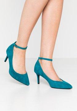 Tamaris - Pumps - turquoise