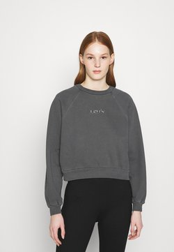Levi's® - VINTAGE CREW - Sweatshirt - mottled dark grey