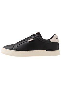 Coach - SIGNATURE - Sneaker low - black/chalk
