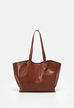 Pieces - PCDALLIS - Handbag - cognac