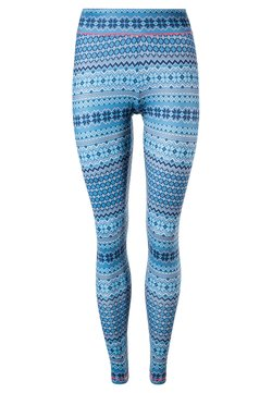 Endurance - FORGET ME - Tights - blue