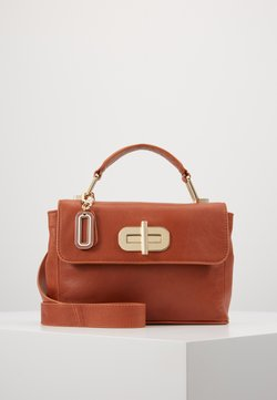 Tommy Hilfiger - ELEVATED CROSSOVER - Handtasche - brown