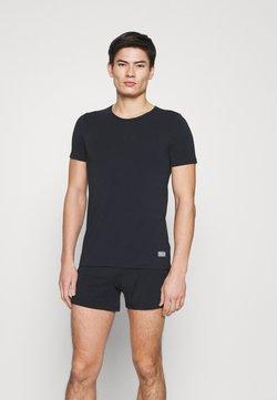 Marc O'Polo - CREW NECK - Nachtwäsche Shirt - nachtblau