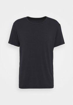 Curare Yogawear - MEN - T-Shirt basic - midnight blue
