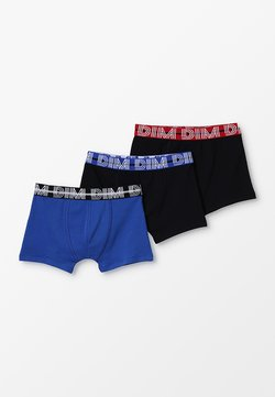DIM - STRETCH 3 PACK - Shorty - black/blue