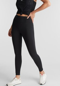 Esprit Sports - REPREVE - Tights - black