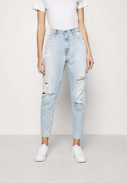 Calvin Klein Jeans - MOM - Jeans Relaxed Fit - blue
