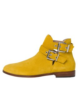 Marco Tozzi - Ankelboots - yellow