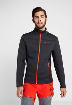 Spyder - ENCORE FULL ZIP - Fleecejacke - black