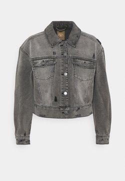 ONLY Petite - ONLMALIBU JACKET - Veste en jean - medium grey denim