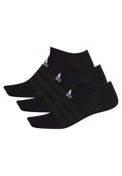 adidas Performance - 3 PAIRS - Sportsocken - black