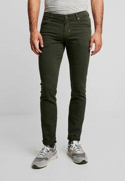Antony Morato - PANTS BARRET - Jeans slim fit - military green