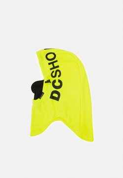 DC Shoes - HOODACLAVA - Berretto - safety yellow
