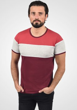 Solid - CODY - T-Shirt print - wine red